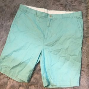 Aqua blue shorts never worn